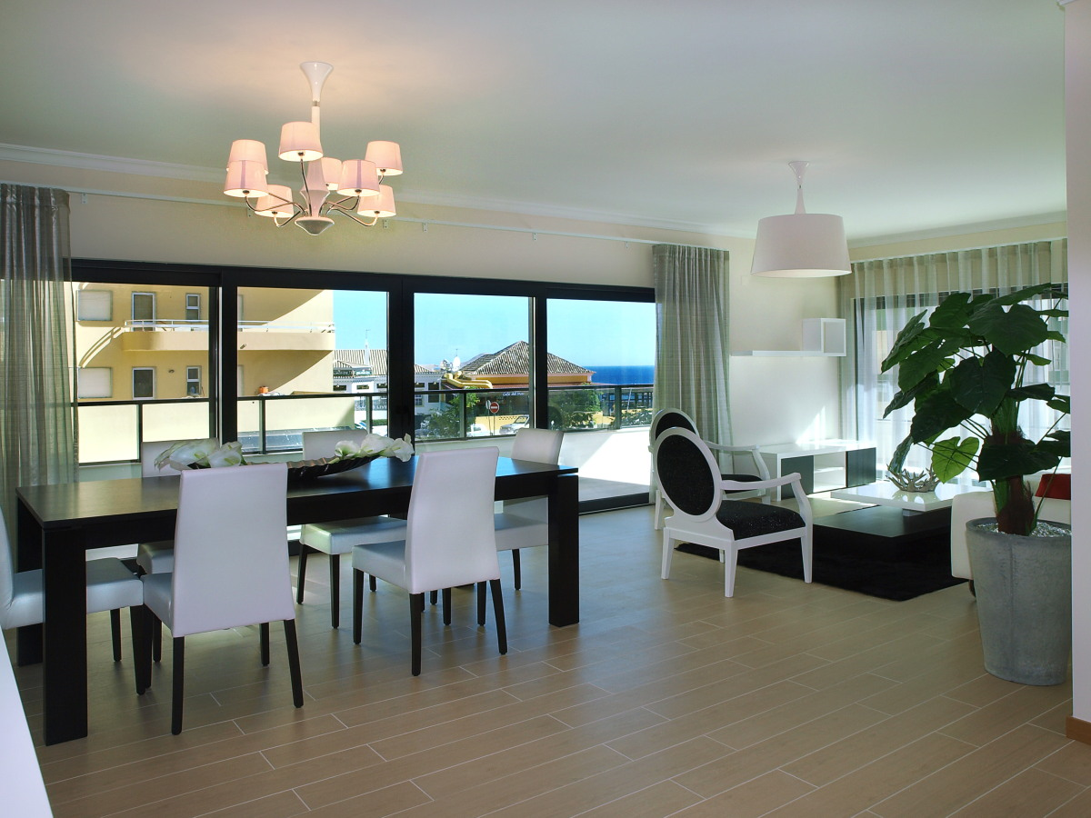 Photos Luxury 3 Bedroom Penthouse with Sea Views in Portimão