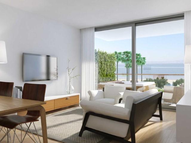 "3 Bedroom Apartment in ""Praia do Sal Lisbon Resort""  - Central Portugal"