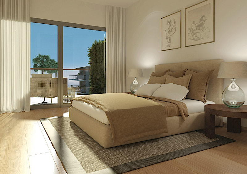 "Portugal - 3 Bedroom Apartment in ""Praia do Sal Lisbon Resort"""