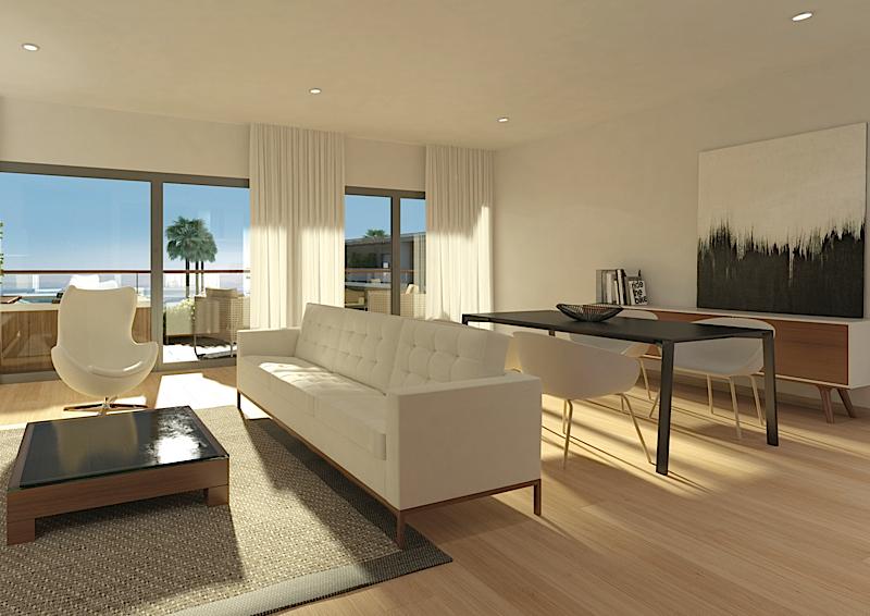 "Photos 3 Bedroom Apartment in ""Praia do Sal Lisbon Resort"""