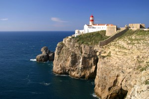 The Cape of Saint Vincent, Algarve