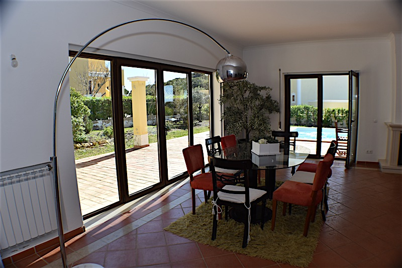 4 Bedroom Villa with Stunning Sea Views in Praia da Luz  - Algarve