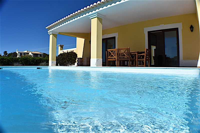4 Bedroom Villa with Stunning Sea Views in Praia da Luz  - Located in the resort of Porto Santa Maria with panoramic sea