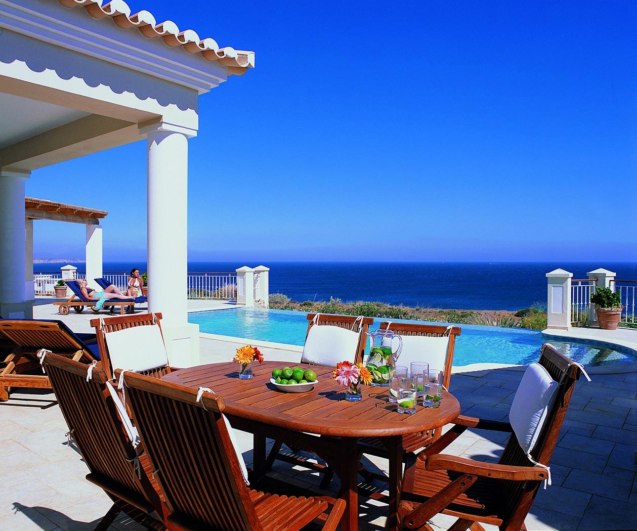 Algarve Stunning Villa with Sea Views in Praia da Luz  - Praia da Luz