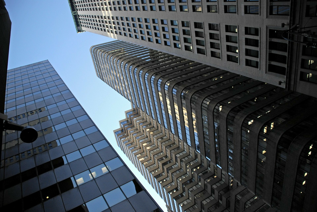 skyscrapers-164592_1280