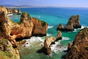 Ponta de Piedade, Algarve