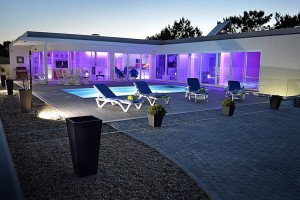 Swimming pool_ villa Alcabaca