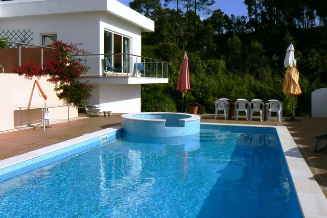 Central Portugal Exclusive 6 Bedroom Villa with Ocean View in Foz do Arelho  - Caldas da Rainha