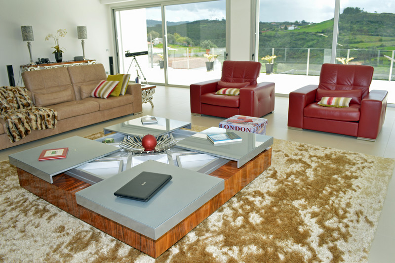Luxury Villa with Indoor Heated Pool in Alcobaça  - Unique House overlooking the magnificent countryside near Silver Coast Ideally located