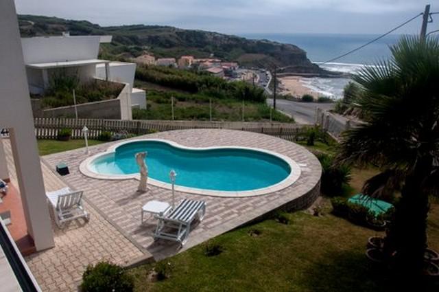Центральная Португалия Вилла с Шикарным Видом на Океан в Лоуринье  - Лоуринья
