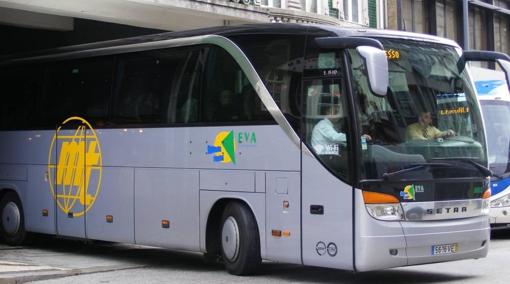 Автобусы в Португалии