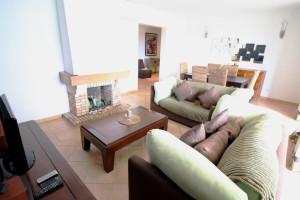 apartment in golf resort