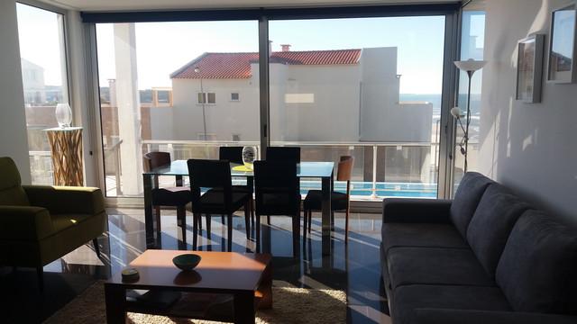 Villa with Views of the Atlantic Ocean in Foz do Arelho  - Central Portugal
