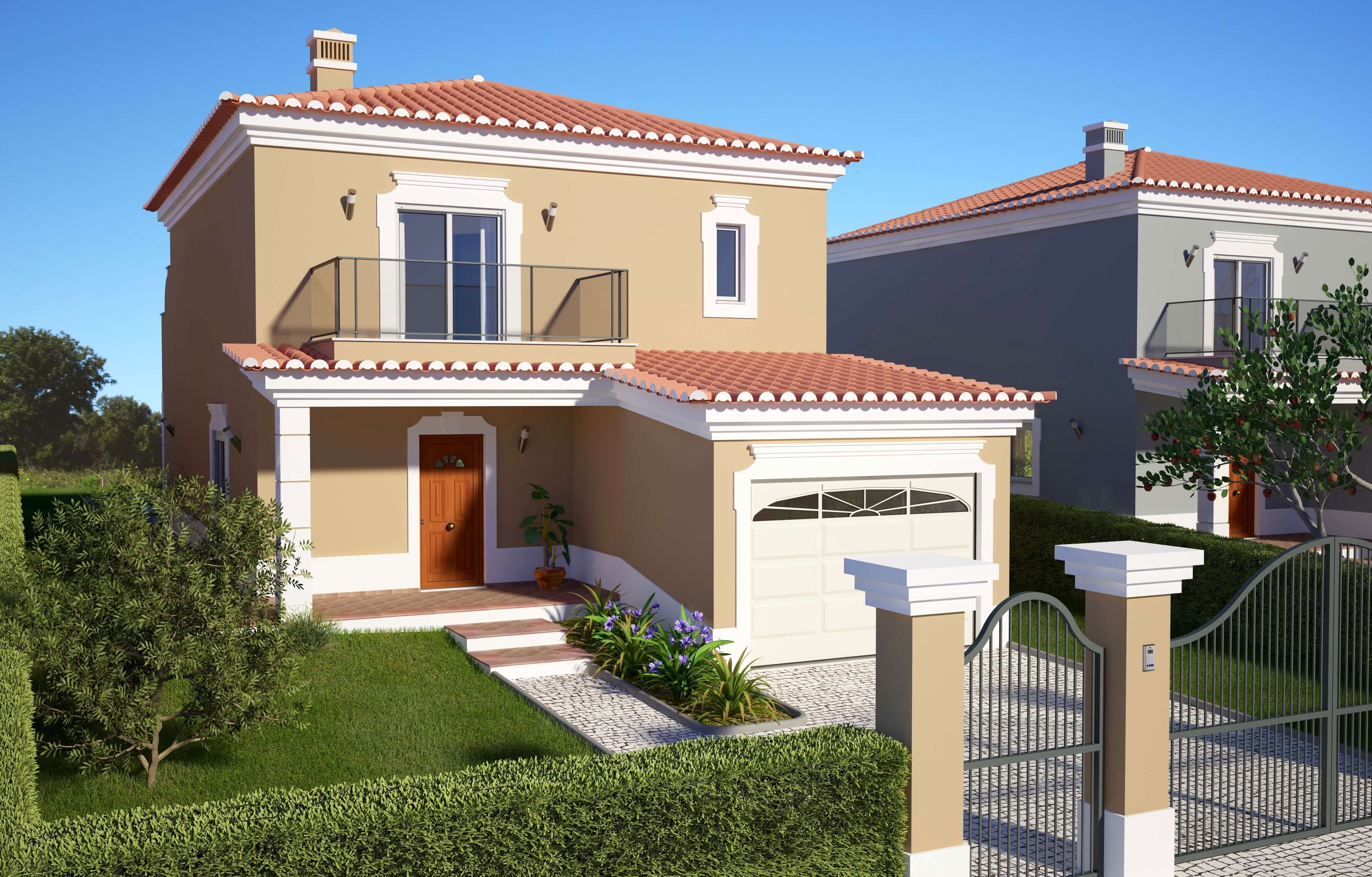 Spacious 3 Bedroom villa with garage Contemporary 3 Bedroom villa is Contemporary 3 Bedroom villa in Golf Resort  - Algarve