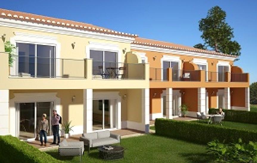 Algarve 3 Bedroom linked villa in a Golf Resort  - Lagos