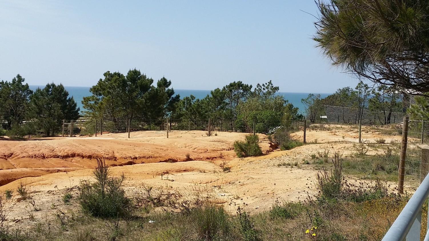 Algarve Seafront Building Land in Prestigious Development  - Albufeira