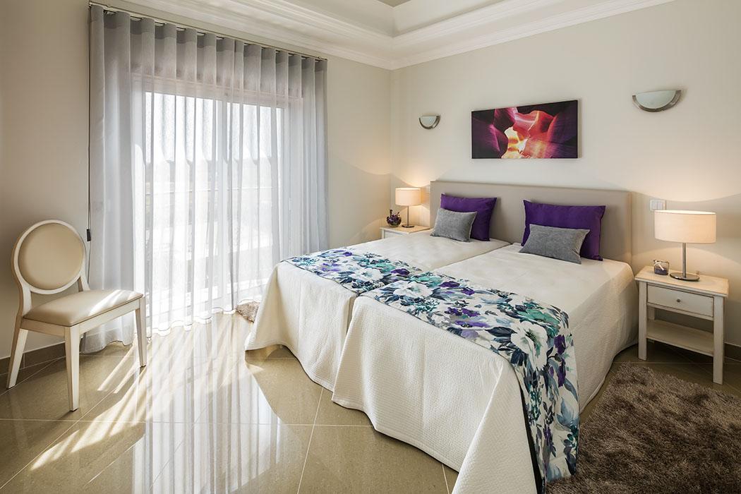 Nouvelle construction villa de 4 chambres avec vue sur le golf à Lagos  - Algarve