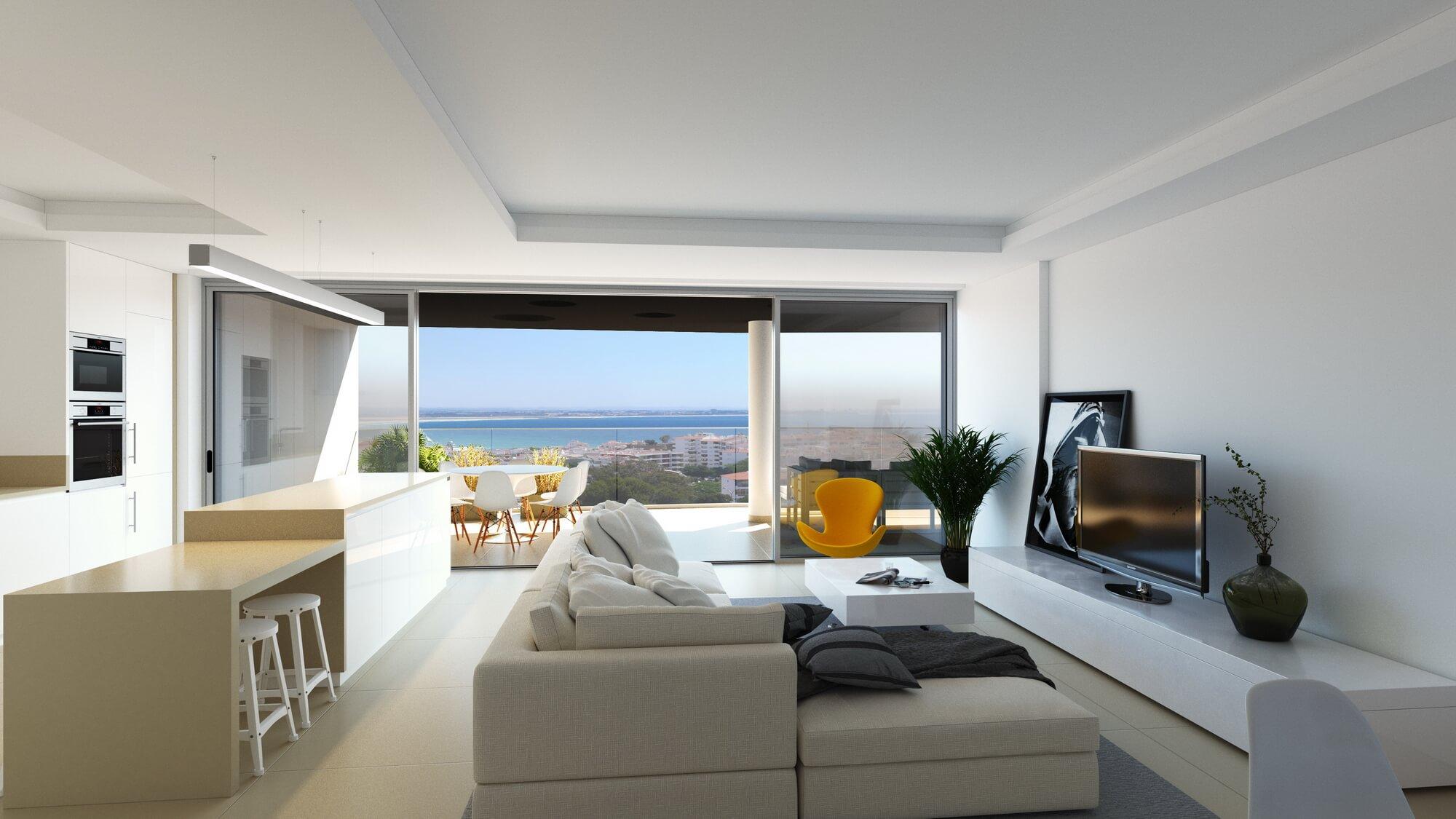 Algarve Tout nouveau penthouse de 5 chambres à Lagos  - Lagos