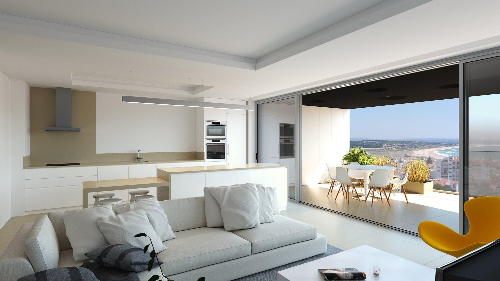 Tout nouveau penthouse de 5 chambres à Lagos  - Penthouse de luxe avec vue sur la mer Le condominium privé