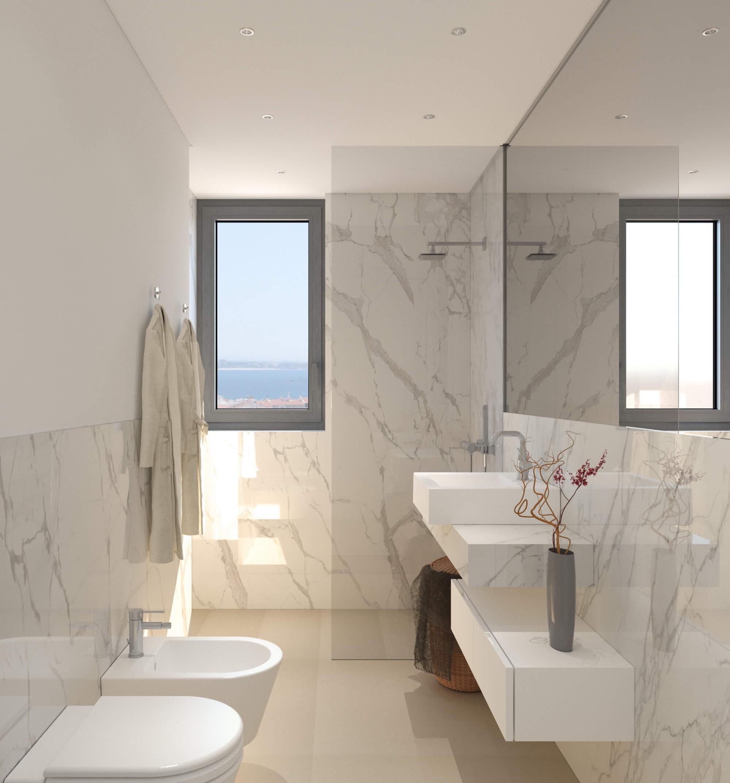 Penthouse de luxe avec vue sur la mer Le condominium privé Tout nouveau penthouse de 5 chambres à Lagos  - Algarve