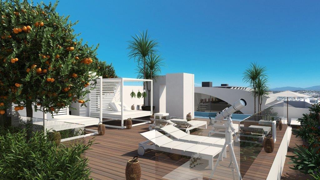 Galerie Photo Tout nouveau penthouse de 5 chambres à Lagos  - Appartements