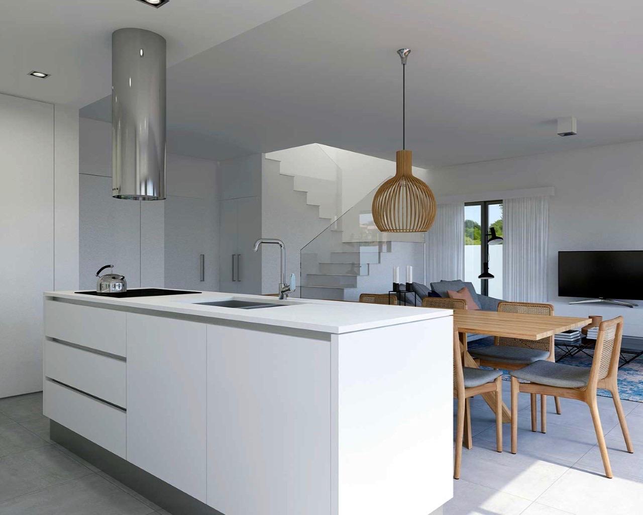 Modern 3 bedroom townhouse in Ferragudo  - Algarve