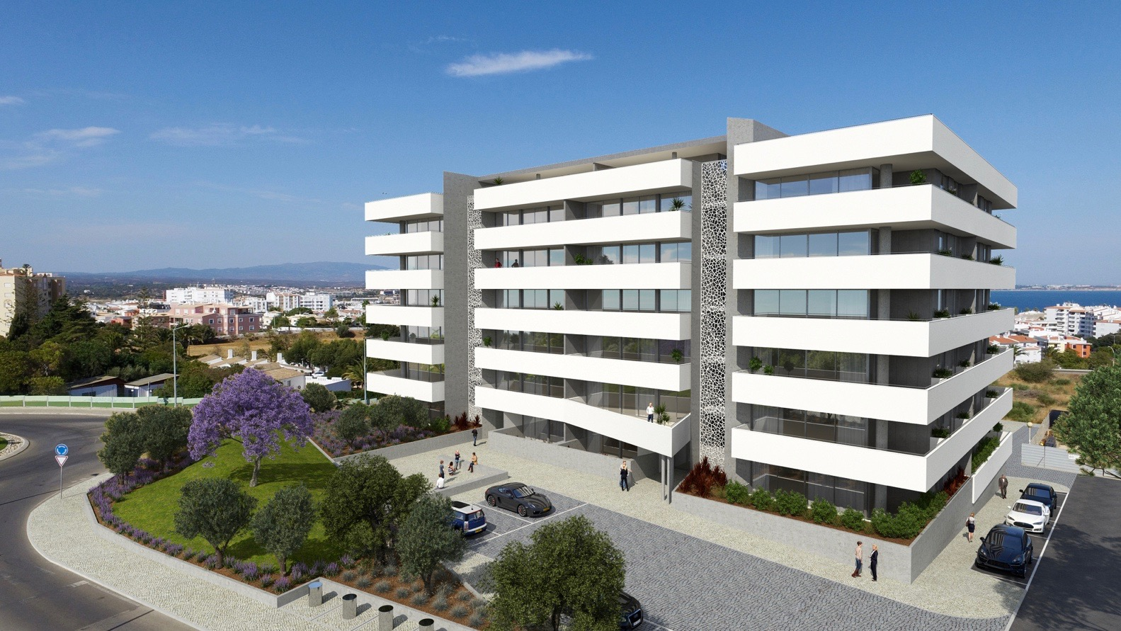 Algarve Luxury 3 bedroom apartment with sea views in Lagos  - Lagos