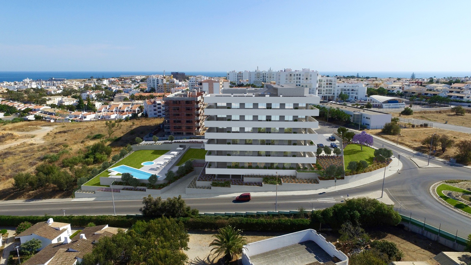 Portugal in pictures Luxury 3 bedroom apartment with sea views in Lagos  - Apartments