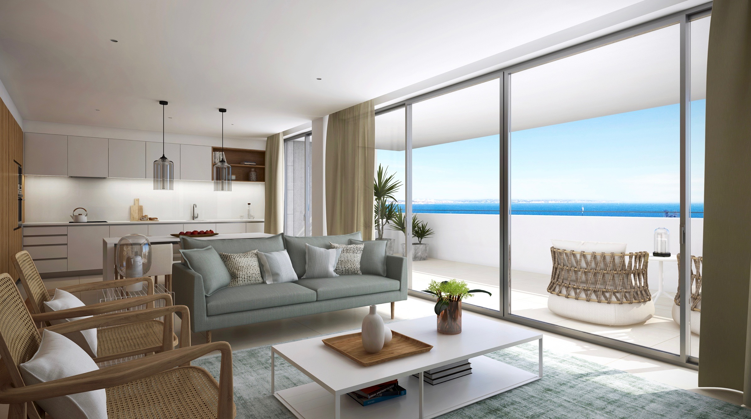 Luxury 3 bedroom apartment with sea views in Lagos  - 3 Bedrooms