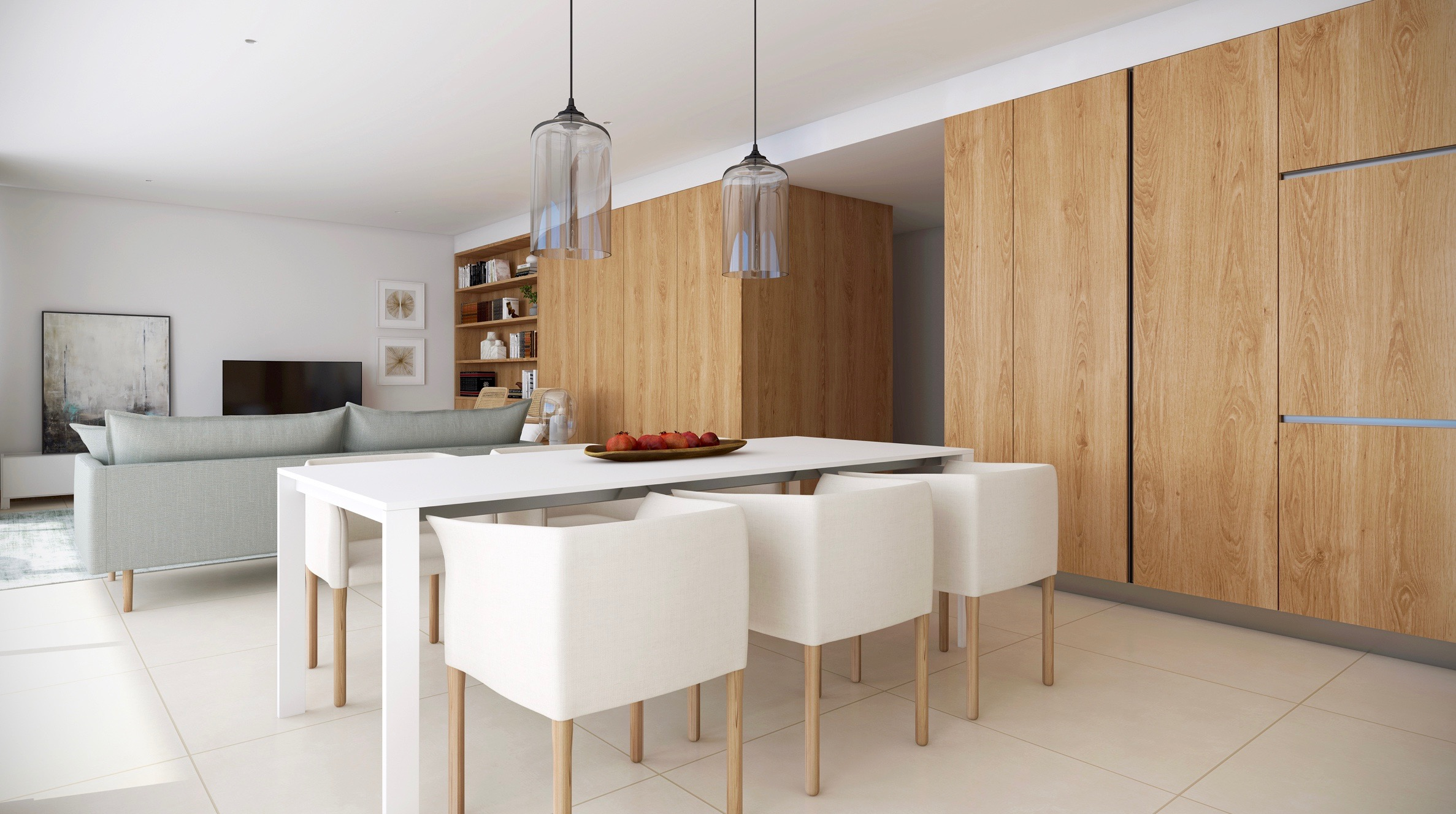Luxury 3 bedroom apartment with sea views in Lagos  - Algarve