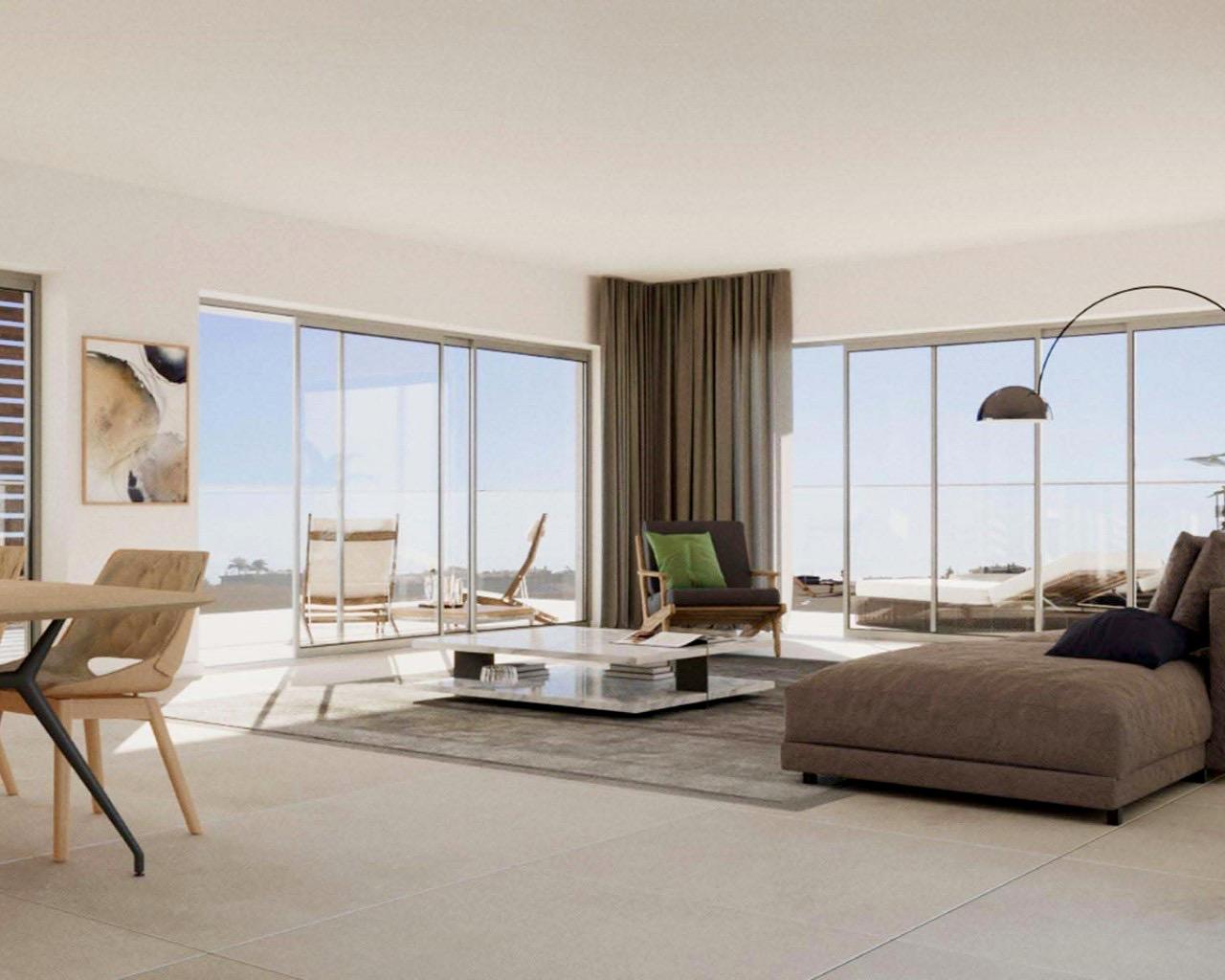 Résidence écologique avec récupération des eaux de pluies pour l'arrosage du Belle 2 chambre appartement avec terrace à Albufeira  - Algarve