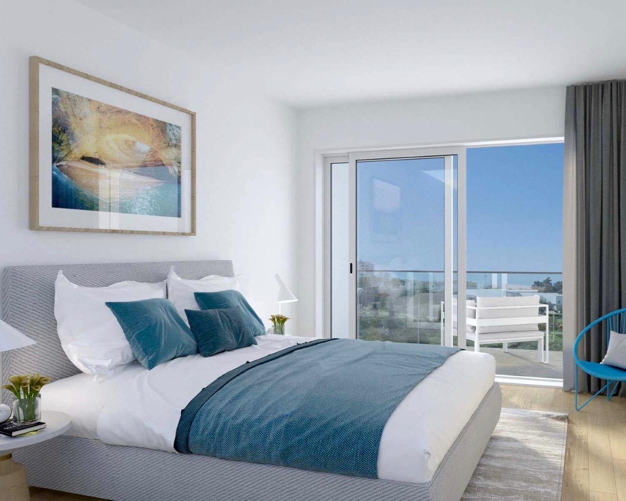 Belle 2 chambre appartement avec terrace à Albufeira  - 2 Chambres